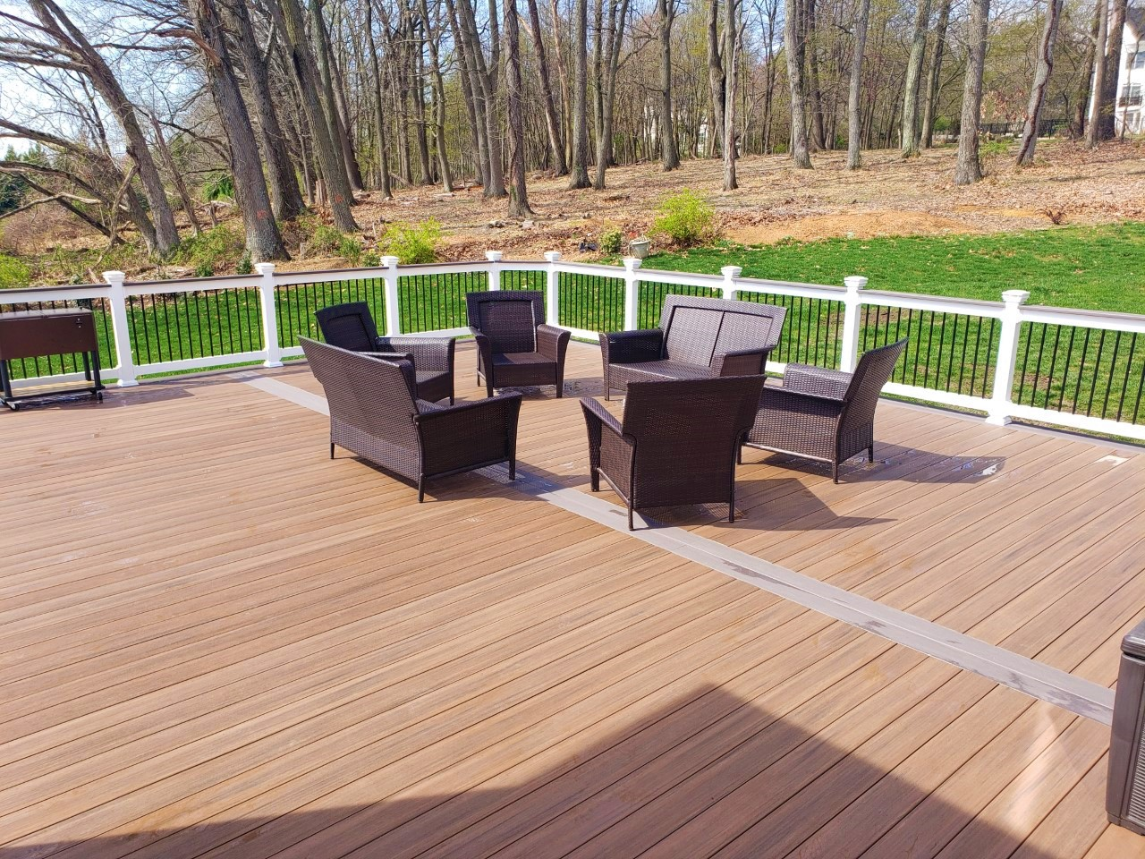 Deck in  Laytonsville Maryland