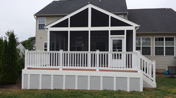 Screen Porch Builders Sykesville, MD