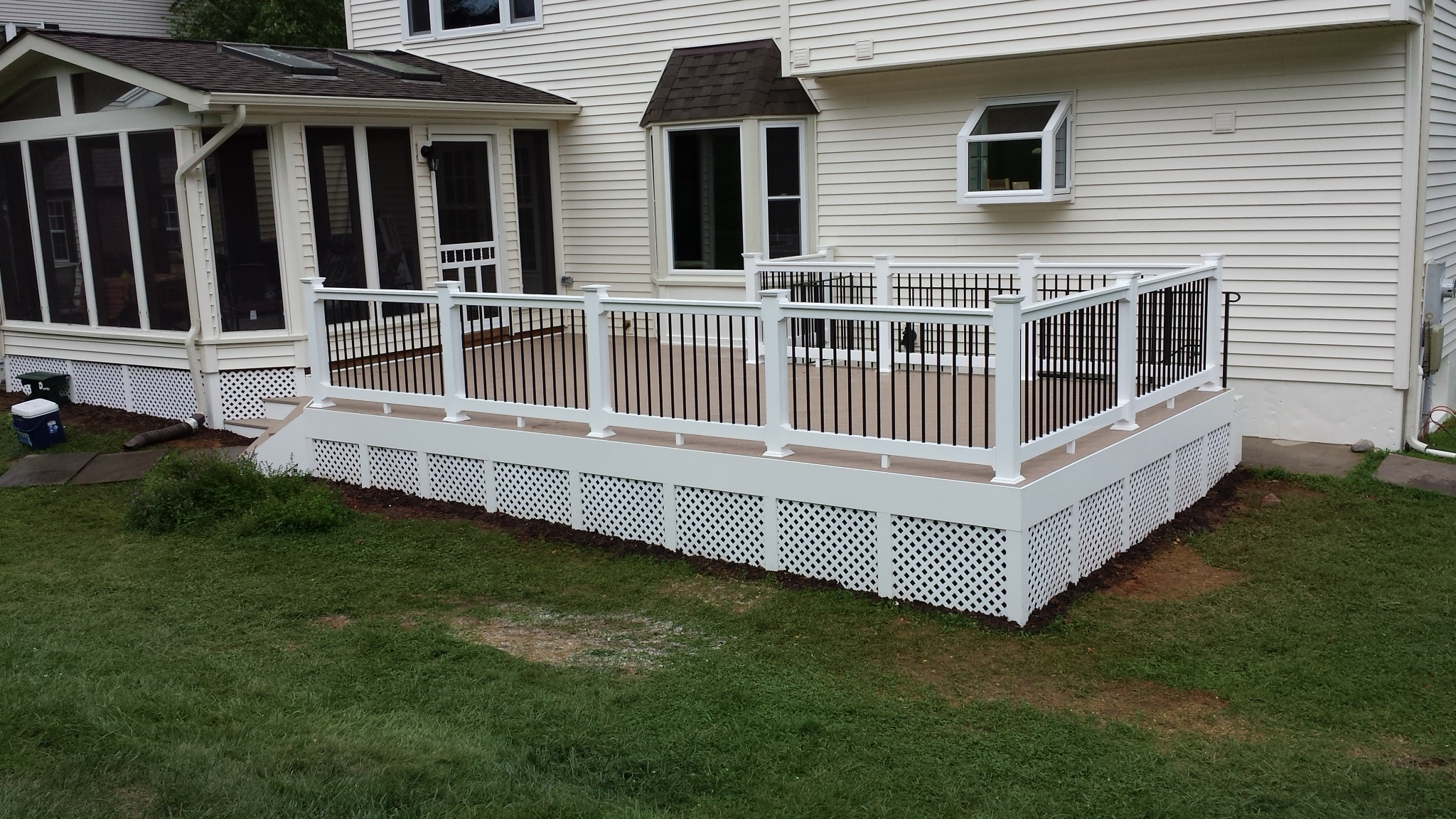 Deck & Porch Builders Columbia MD |