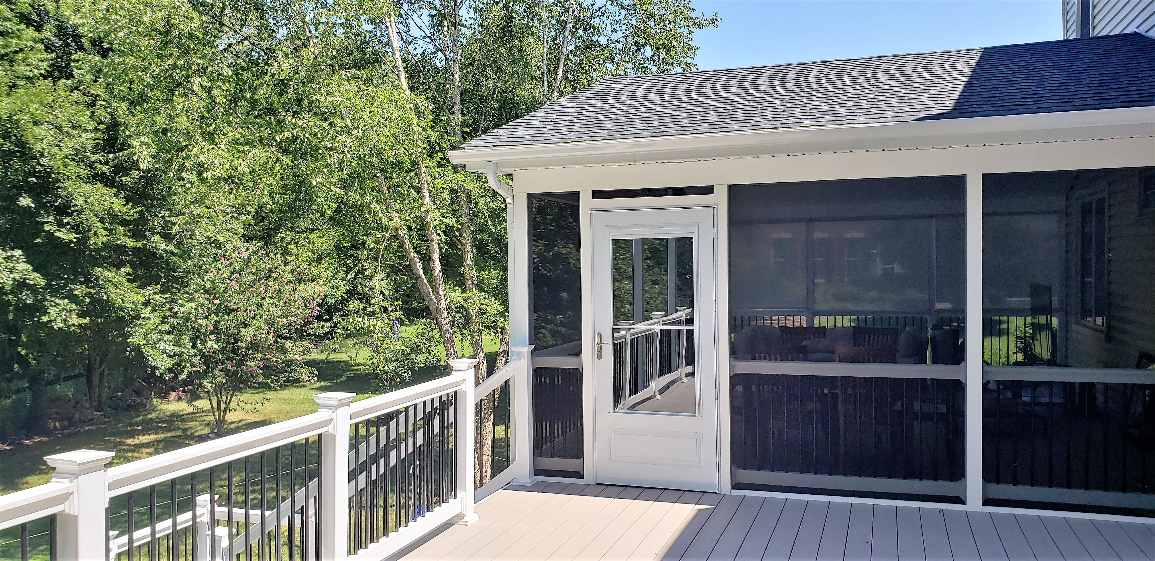 Screen Porch Doors in MD