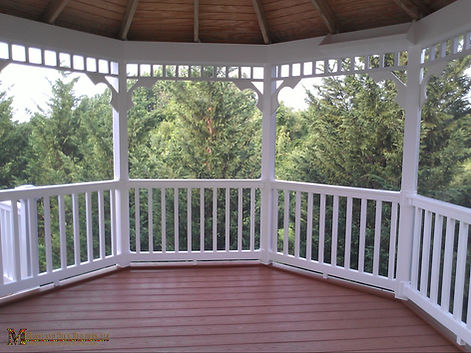 Screened in Porches in Maryland