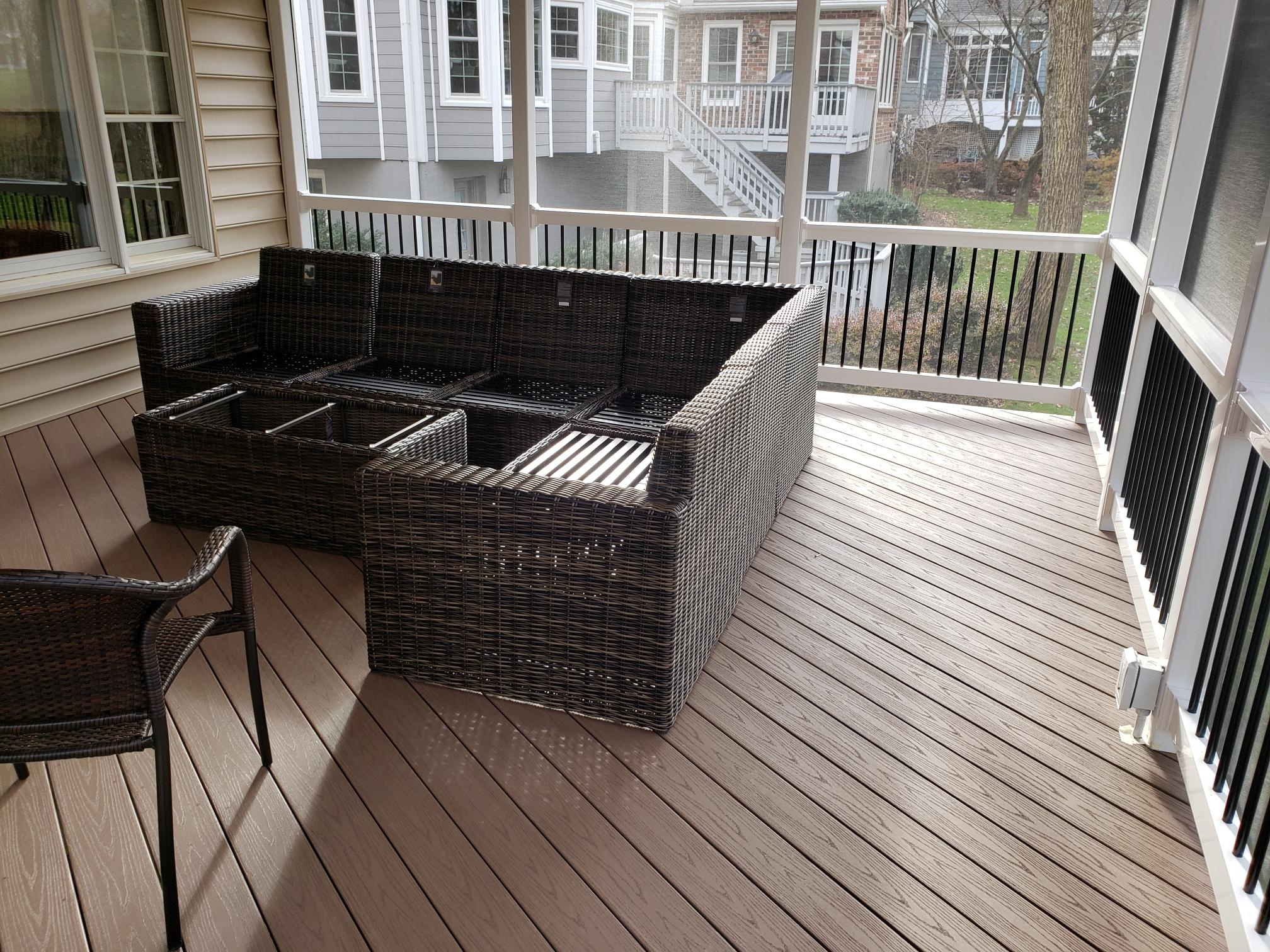 Maryland screen Porch