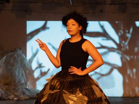 Director/lead artist for MA/MFA collaborative theatre project in October