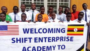 Uganda prepares for the arrival of SHIFT Enterprise Academy