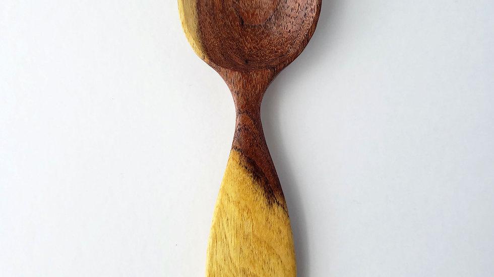 Mesquite Eating Spoon