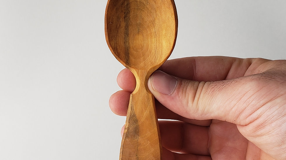 Box Elder Pocket Spoon