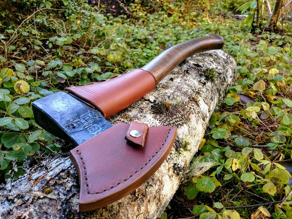Refurbished German Axe