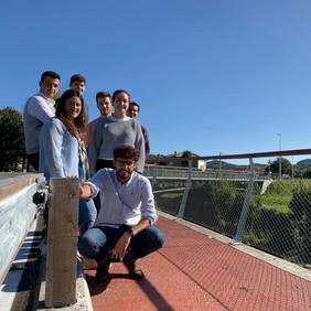 Equipo Dingemas: Visita a Pasarela en Riocorvo