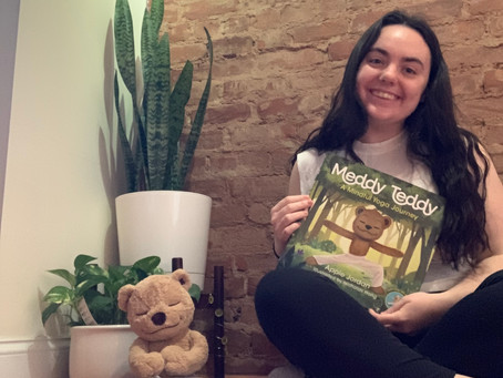 """Story Time: """"A Mindful Journey with Meddy Teddy"""""""