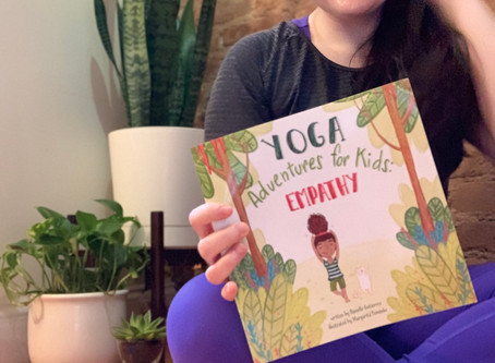 """Story Time: """"Yoga Adventures for Kids: Empathy"""""""