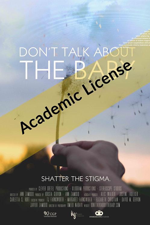 Academic License
