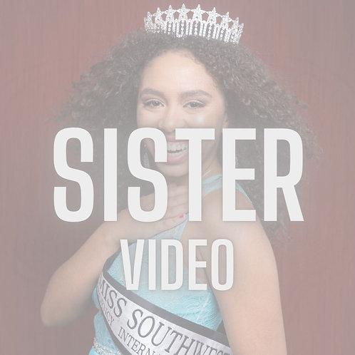 +ADD Sister Video
