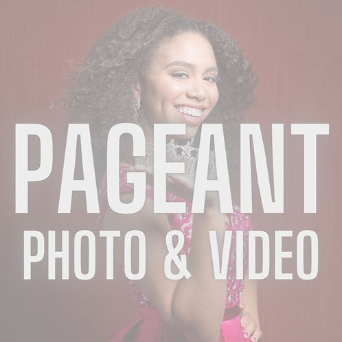 Pageant Photo & Video