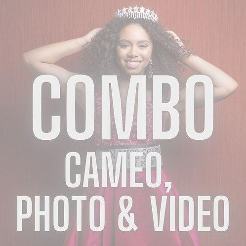 COMBO Photo, Video & Cameo