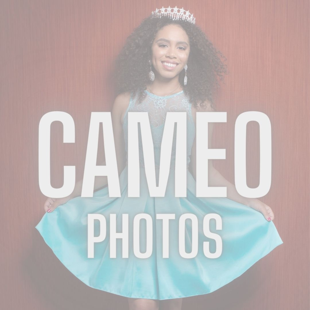 CAMEO ONLY - Digital file Photos