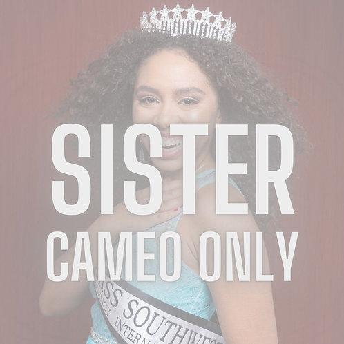 +Sister Cameo Photos