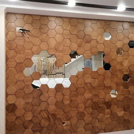 Custom Textured Accent Wall