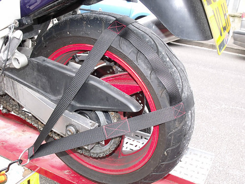 Motorcycle Tie Down Strap