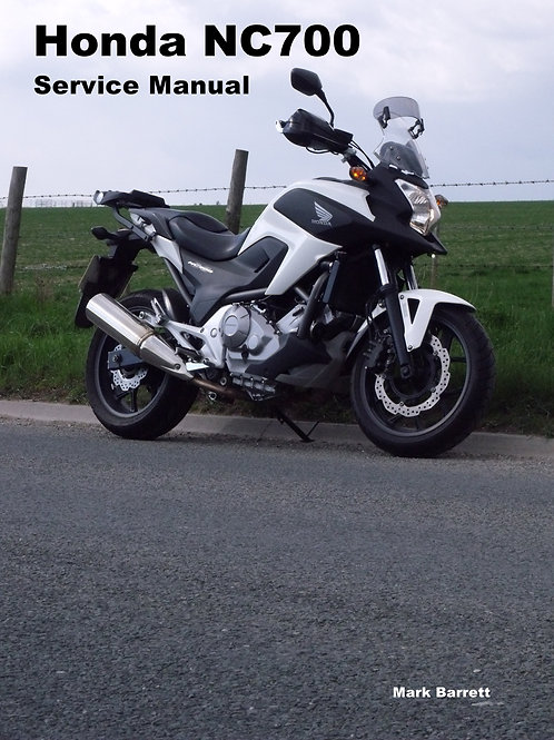 Honda NC700 Service Manual