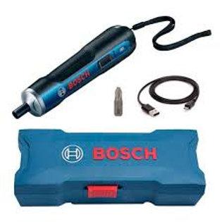 Parafusadeira a bateria 3,6 V bivolt - GO Bosch