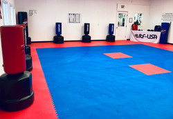 Training Area (dojang)