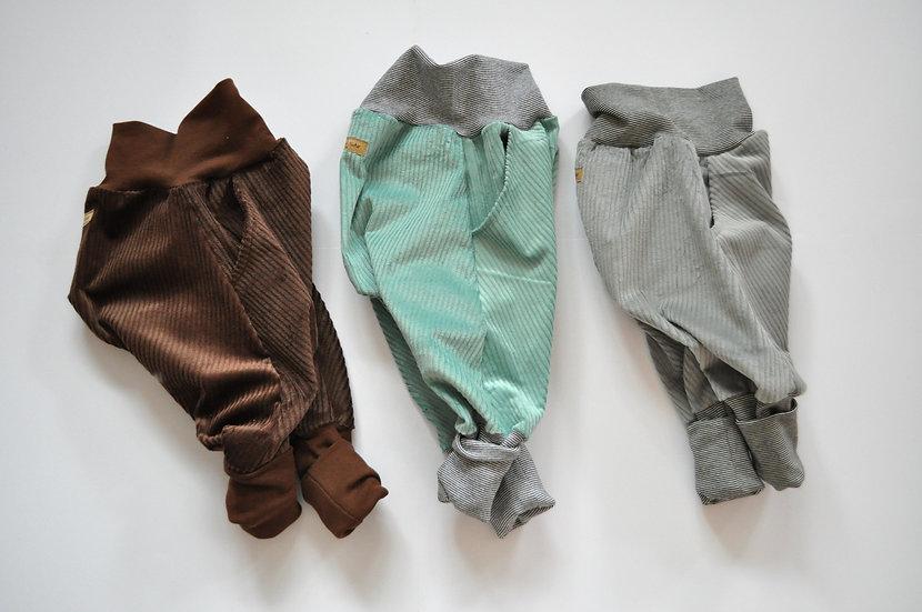 """Knickerbockerhose aus Breitcord """"verschd. Farben"""""""