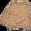 """Thumbnail: Raglan-Shirt aus Bio-Interlockjersey """"Ringel creme/navy"""""""