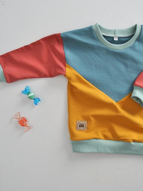 "unisex Sweat-Shirt ""rainbow"""