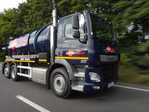 New Vacuum Tanker