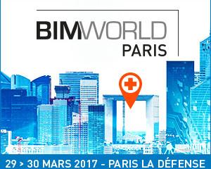 Eurosia Maquette Numérique sera au BIM World 2017 à Paris (stand 213)