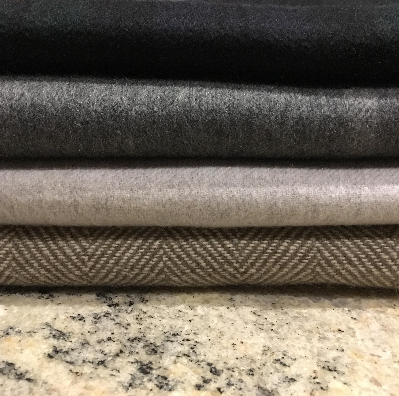 Image of: Black Cashmere Blanket Gormleygamble