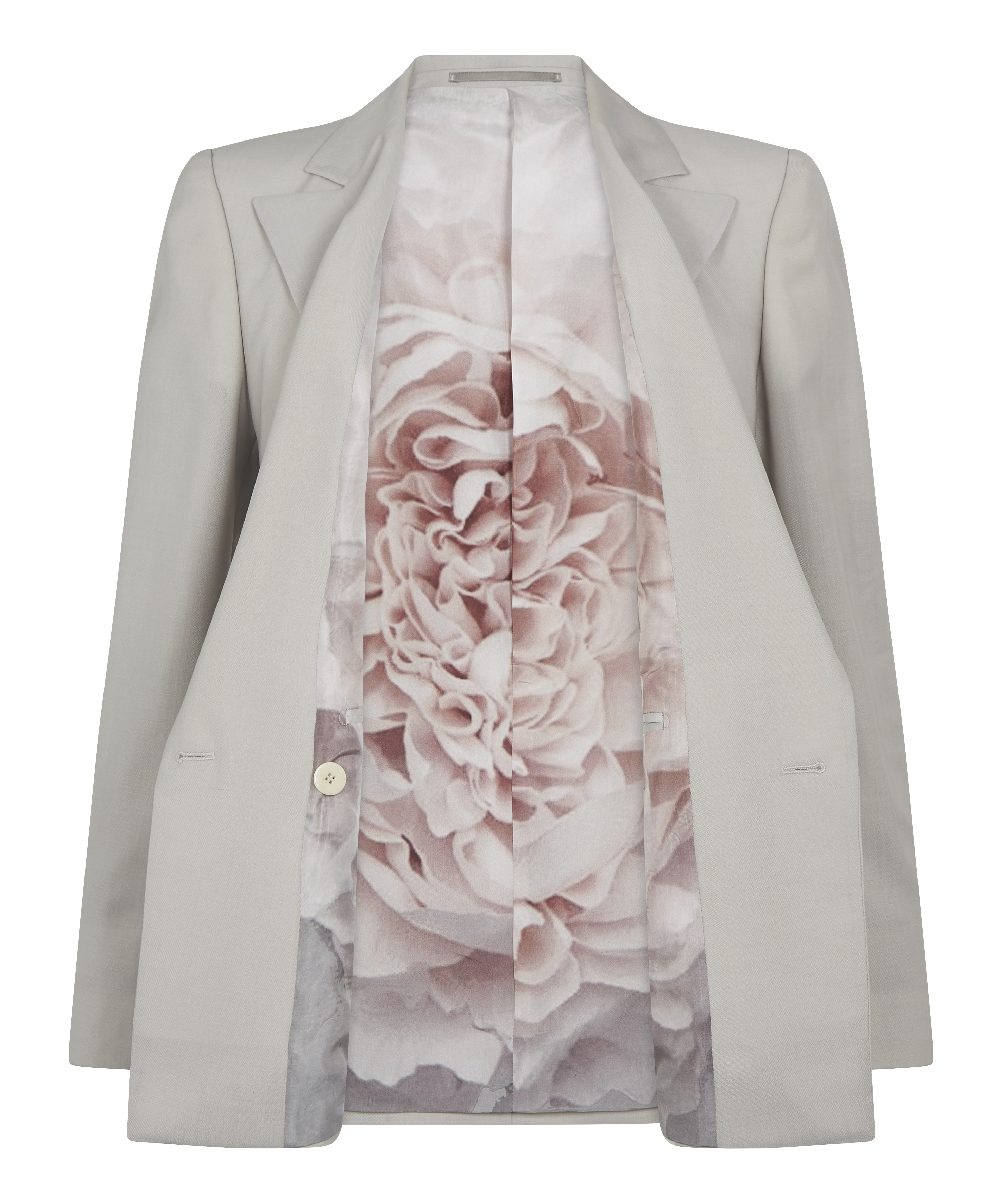 Gormley & Gamble Grey Suit Jacket