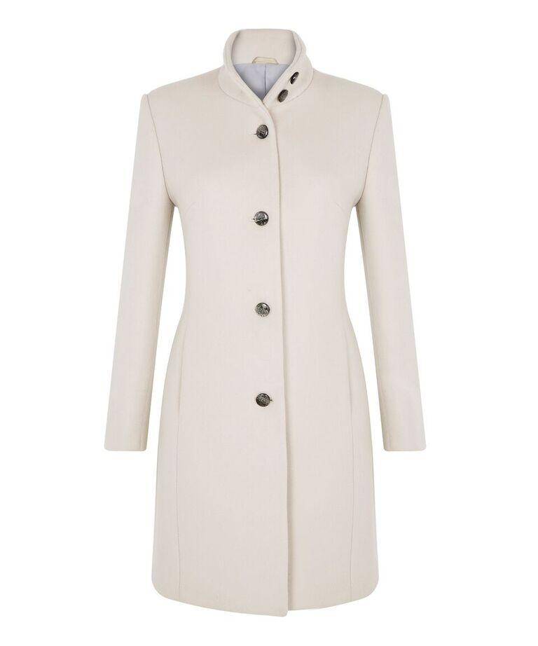 Gormley & Gamble Bespoke Wool Coat