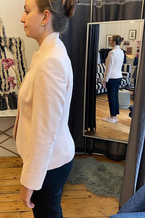 Size 12-14: Raw silk pink jacket