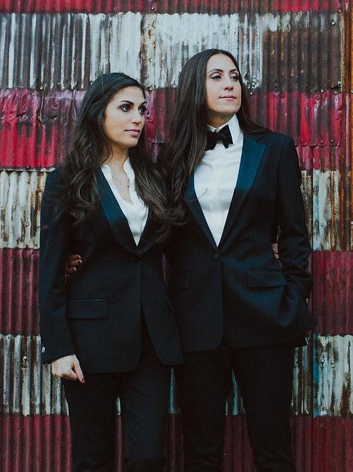 G&G Black Tuxedo Jacket