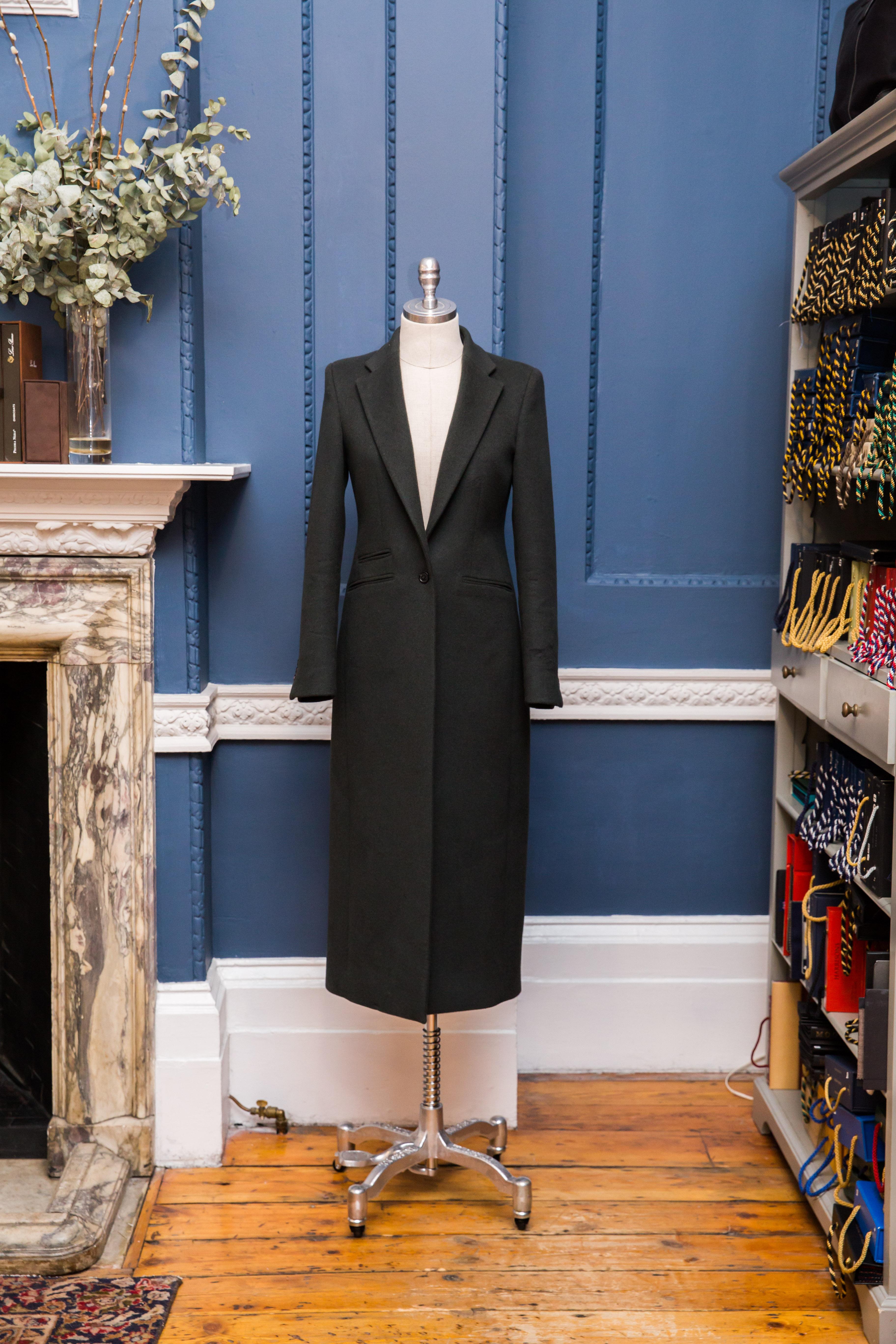 Gormley & Gamble Cashmere coat