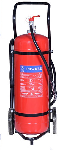 Trolly Fire Extinguishers