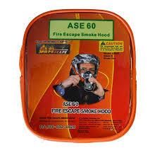 Fire Escape Smoke Hood (ASE 60)