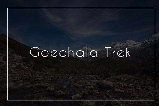 Goechala