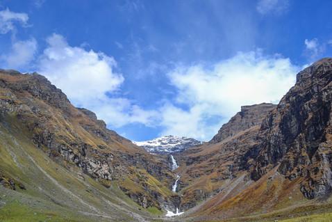 Landscape @ Rupin Pass trek
