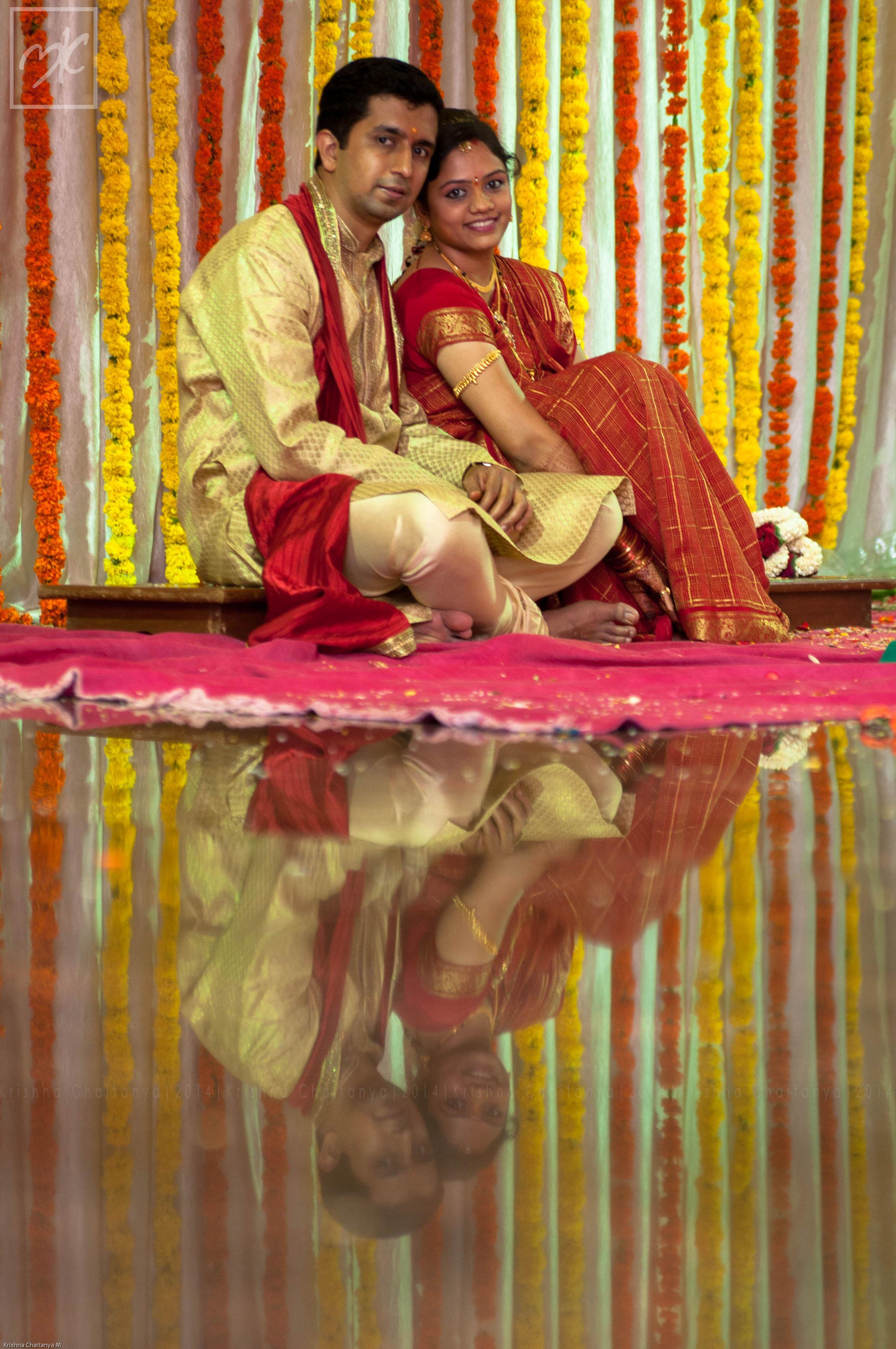 Supriya 💙 Raghu 02