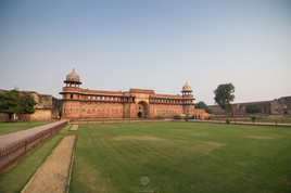 Part of Agra fort