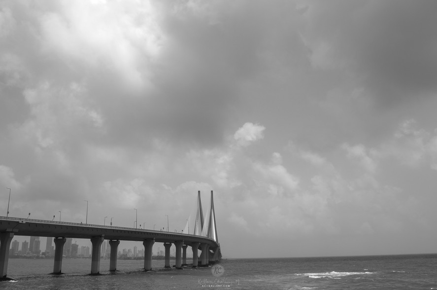 Bandra-Worli Sea Link 3
