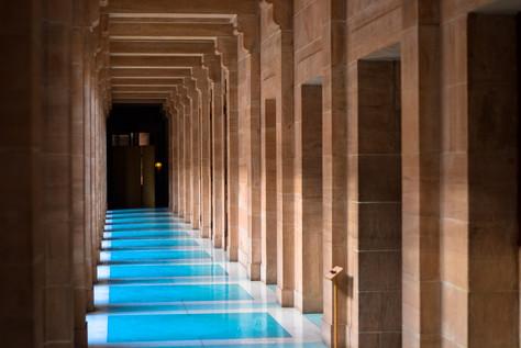 Umaid Bhawan Palace Corridors