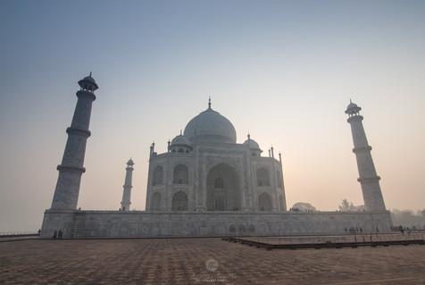 Sunrise at Taj - 2