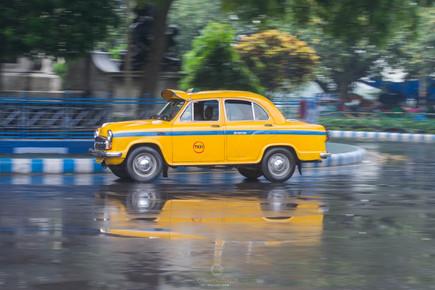 Famous Yellow Ambassidors of Kolkata