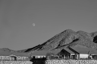 Landscape near Las Vegas