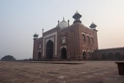 Wings of Taj Mahal