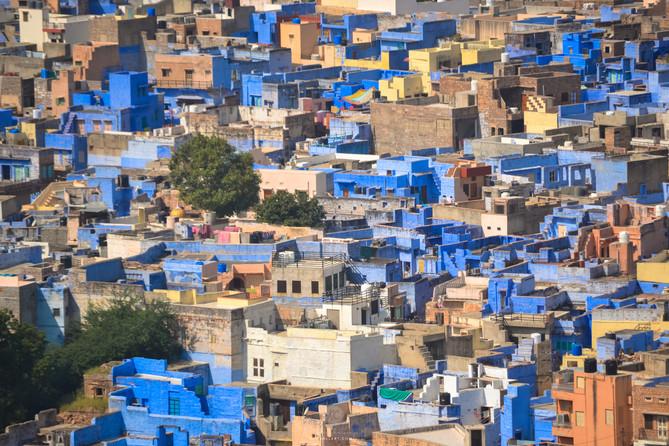 Blue City - Jodhpur