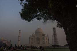 Early Morning at Taj